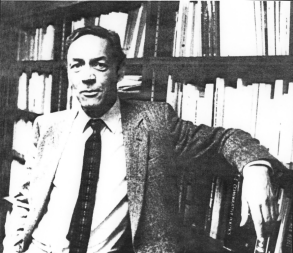 Georges lavau, Sciences Po, 1988