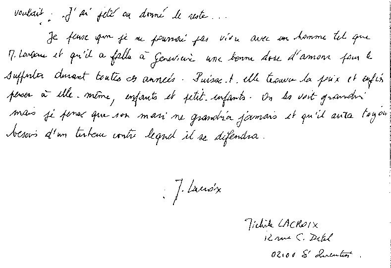 Michèle Lacroix 3