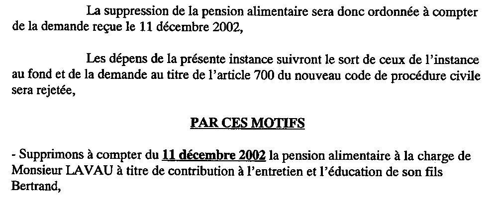 Butin acquis 2000-2002